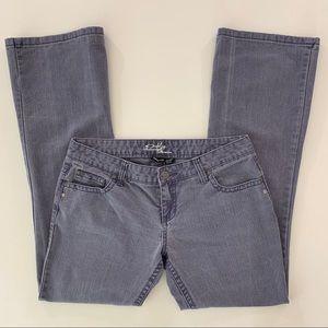 Oakley industrial flare Jeans Gray Size 12